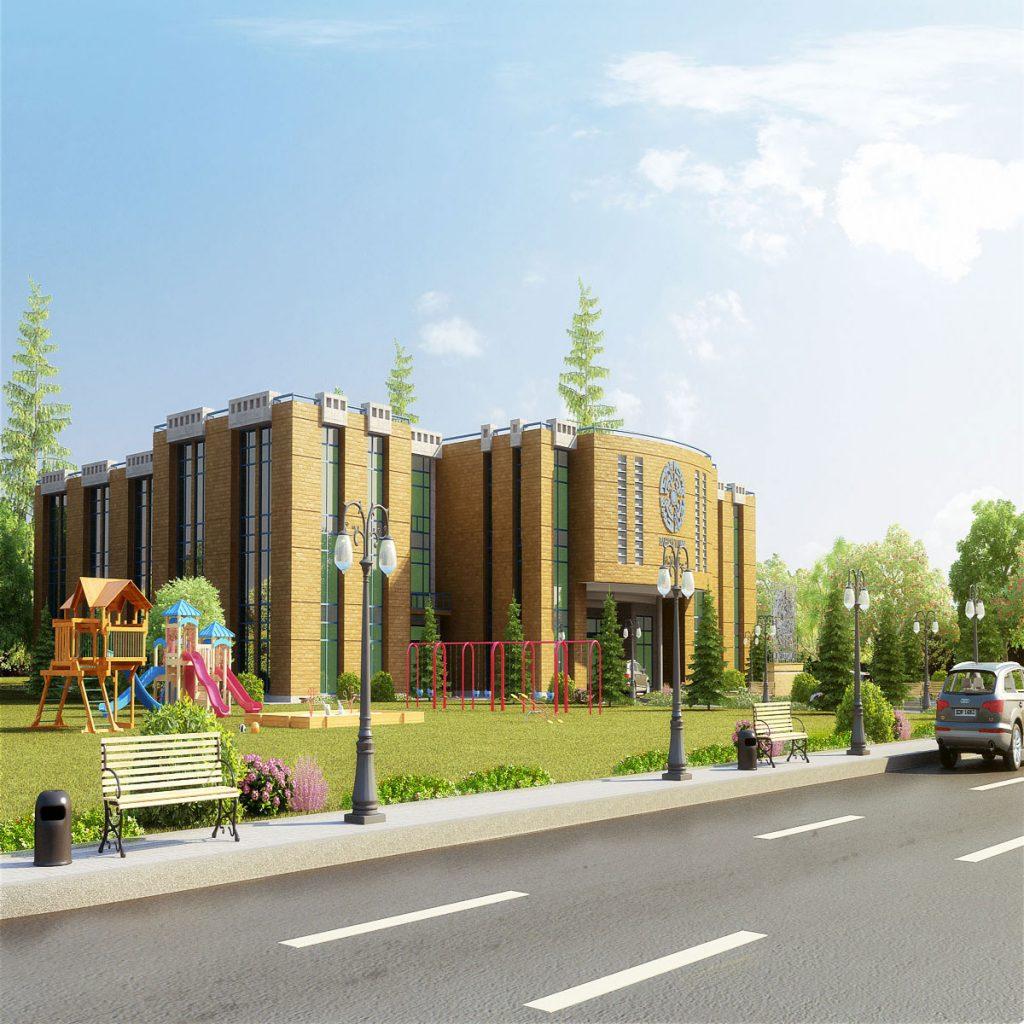 Bahria Golf City School-