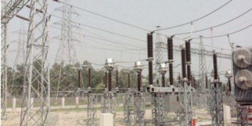 132 KV GEPCO AIS Substation at Phalian, Pindi Bhatian.
