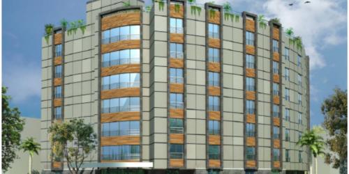 Apartment Building, Gulberg Lahore