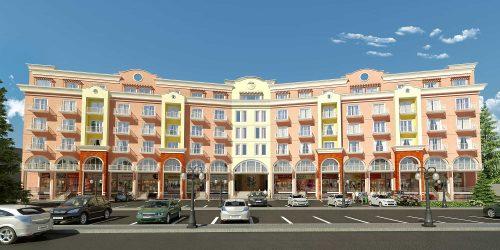 Bahria Heights Ph VI - Apartment Building Rawalpindi