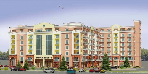 Bahria Heights Phase I - Apartment Building