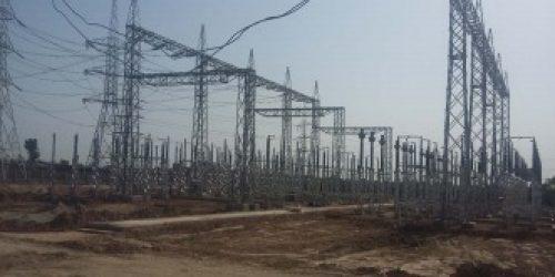 Grid Station – 220 kV Bahria Town Karachi Substation