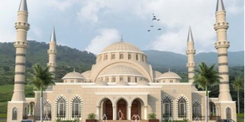 Park View City Islamabad – Mosque