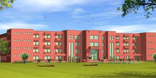 CMH Hostel Lahore Cantt